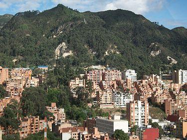 Bogotá al regreso de Semana Santa