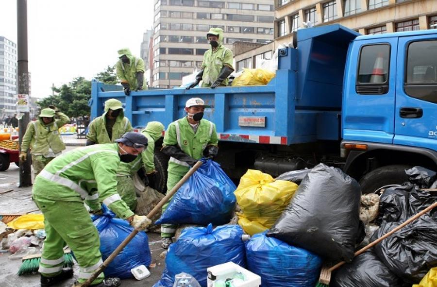 Bogotá y el nuevo esquema de recolección de basuras