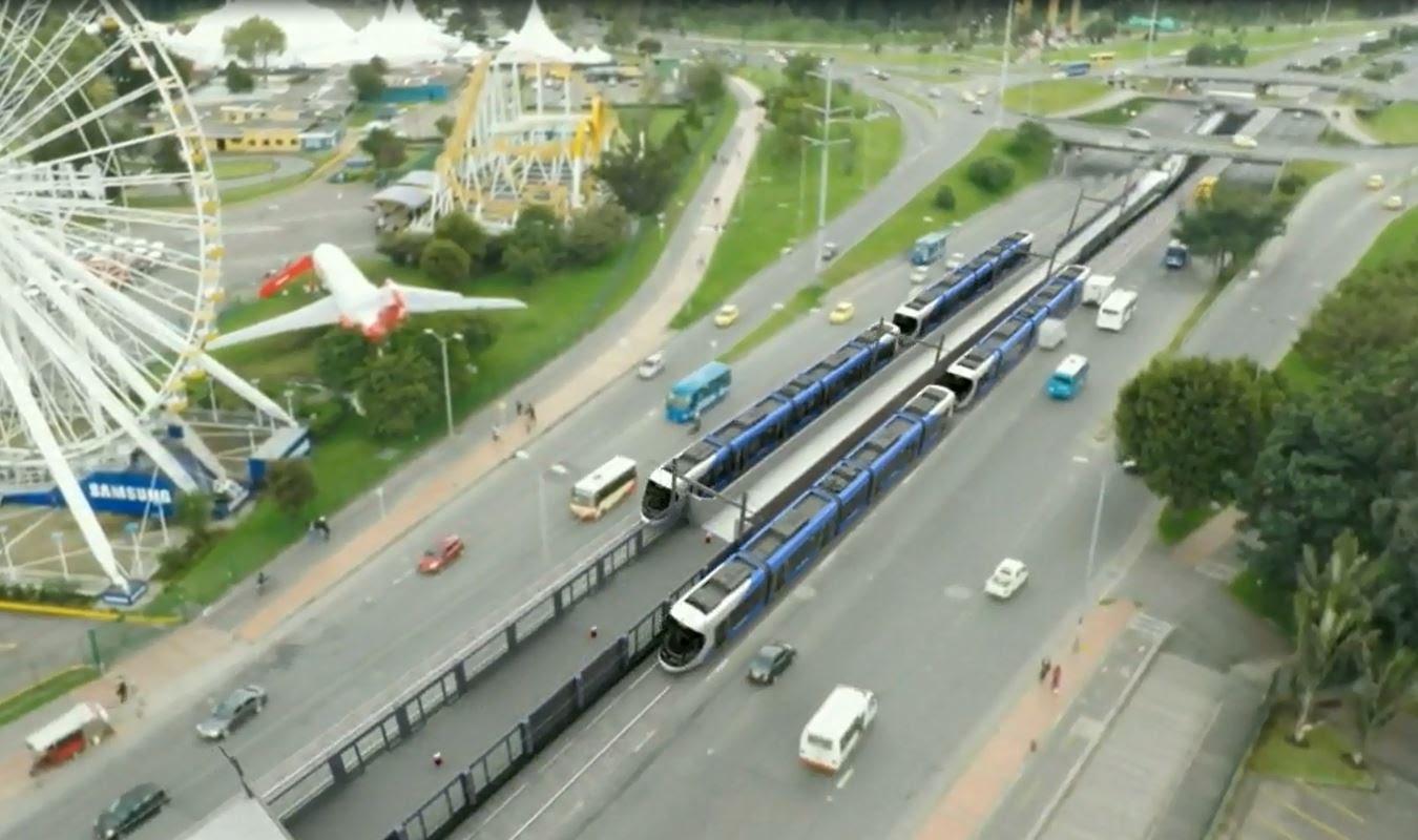 Alcaldía de Bogotá busca a toda costa financiación para el Metro Elevado
