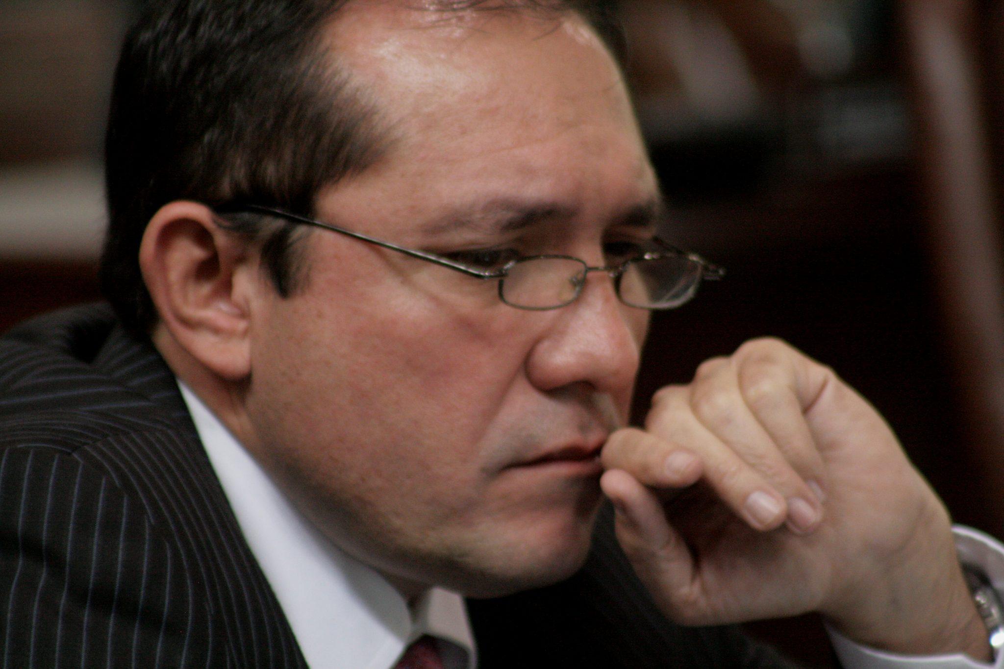 Antonio Sanguino y el salto que pretende dar del Concejo al Senado