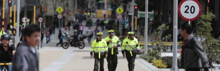 Transmilenio, parrilleros en moto e inseguridad en Los Rosales