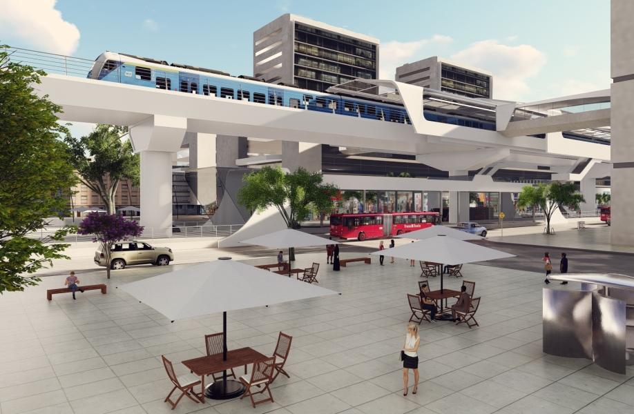 Administración Distrital celebra aprobación del primer crédito para el Metro