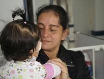 El renacer de una vida en un hospital del sur de Bogotá