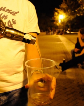 Tatequieto al consumo desbordado de licor en zona de Corabastos.