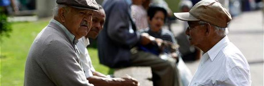 """La violencia contra """"nuestros viejos"""" en Bogotá"""