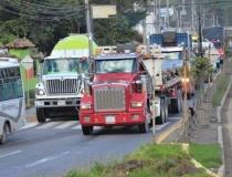 Menos carga, más velocidad y aire limpio en la Calle 13: Propuesta de Administración Distrital