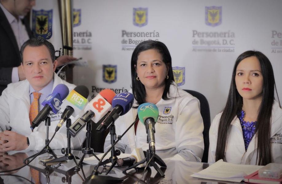 Pulso entre el alcalde y la Personera por recolección de basuras en Bogotá