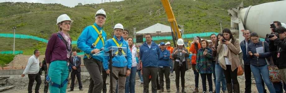 Se abrió licitación de Estación Canoas clave en descontaminación del río Bogotá