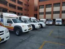 El botín recuperado del carrusel de las ambulancias de Samuel Moreno