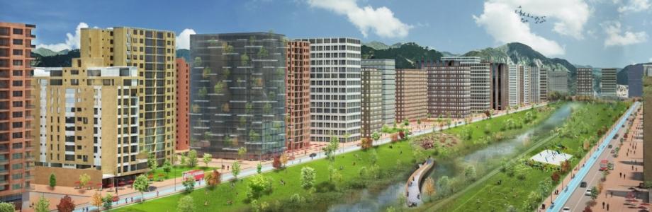 La apuesta de Peñalosa de una nueva forma de hacer ciudad: Lagos de Torca