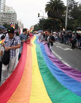 La realidad de la población LGBTI frente a la trata de personas en Bogotá