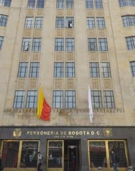 116 mil expedientes y 14.830 derechos de petición sin resolver en localidades de Bogotá