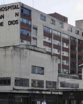 Tribunal ordena reapertura del Hospital San Juan de Dios en Bogotá